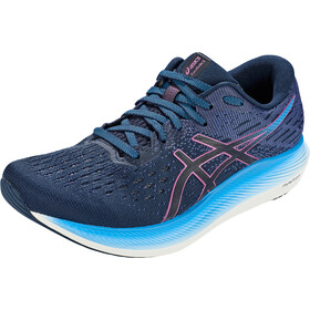 asics Evo Ride 2 Shoes Women, french blue/digital grape